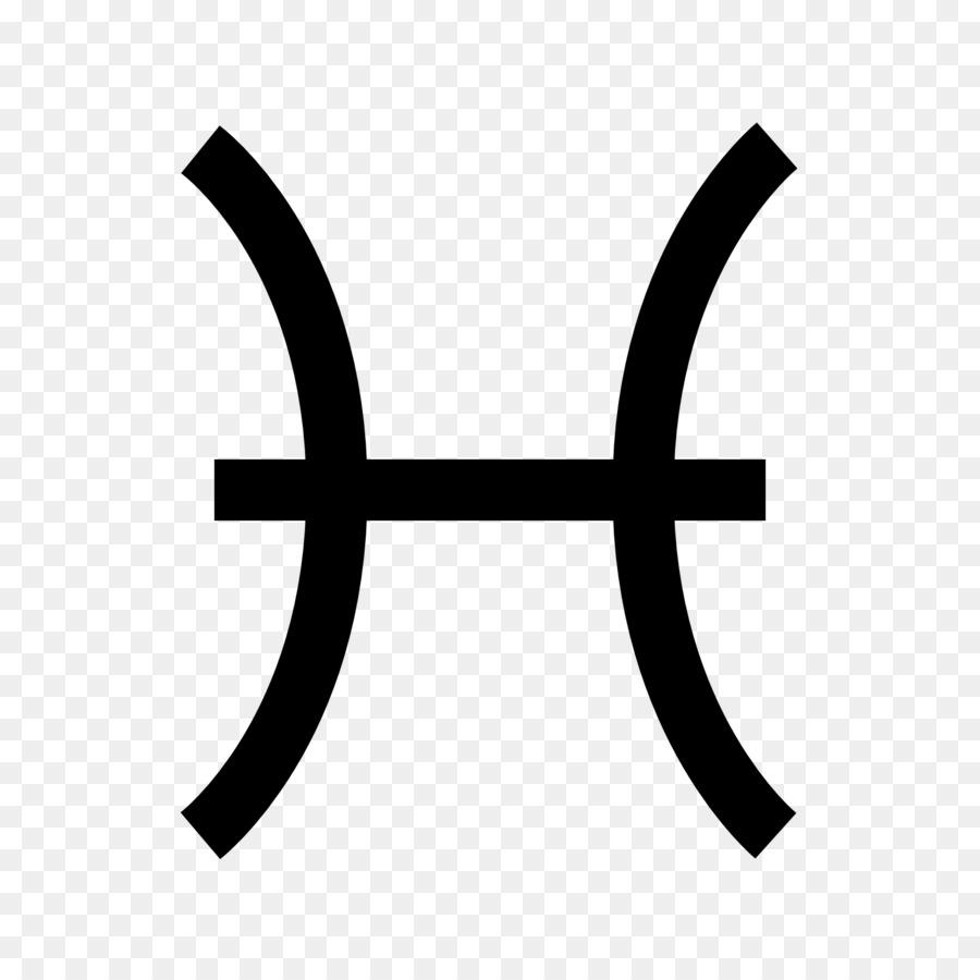 Pisces Zodiac Astrological sign Computer Icons Aquarius - pisces png ...