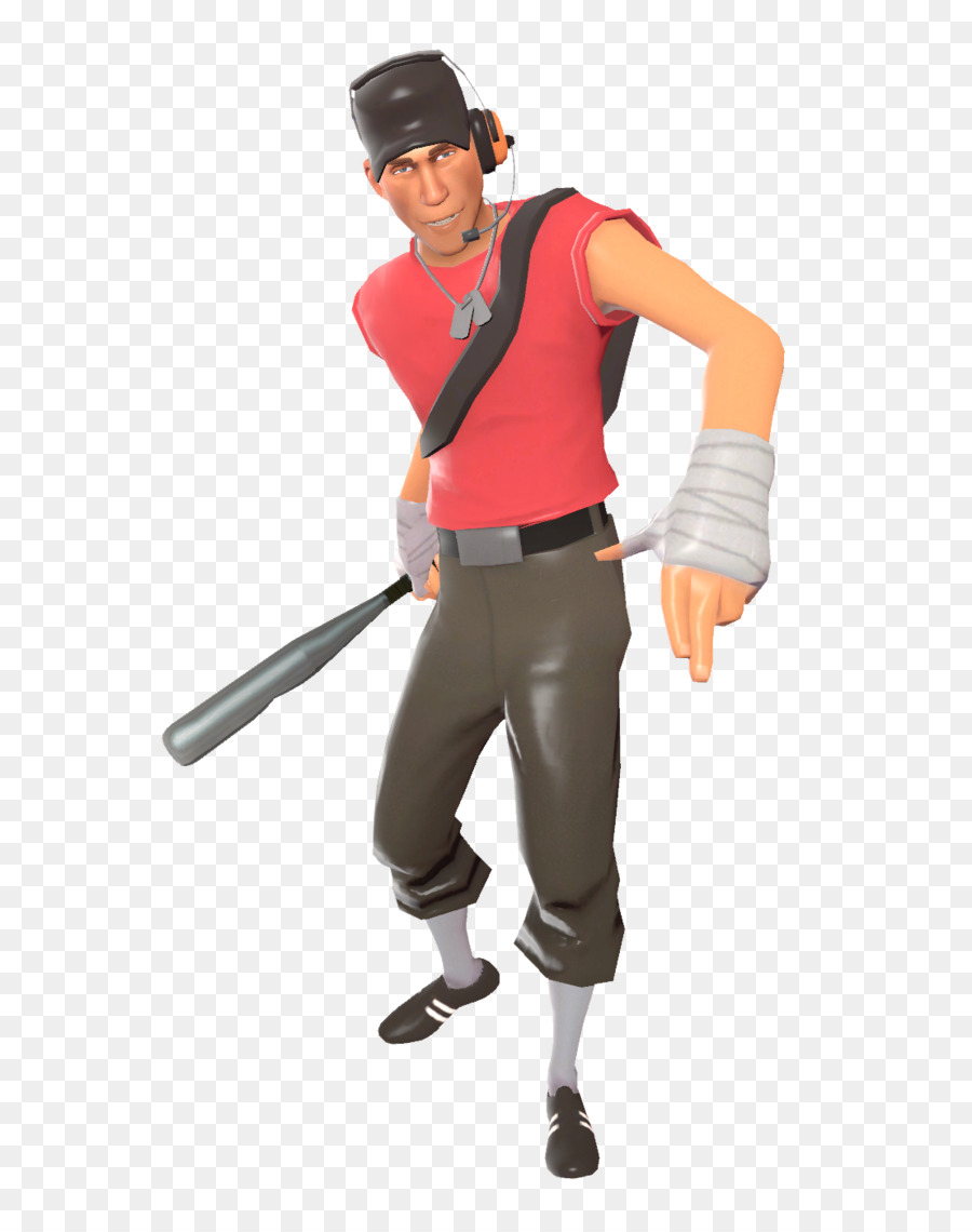 Team Fortress 2 Minecraft Video game Wiki Scouting - scout png ...