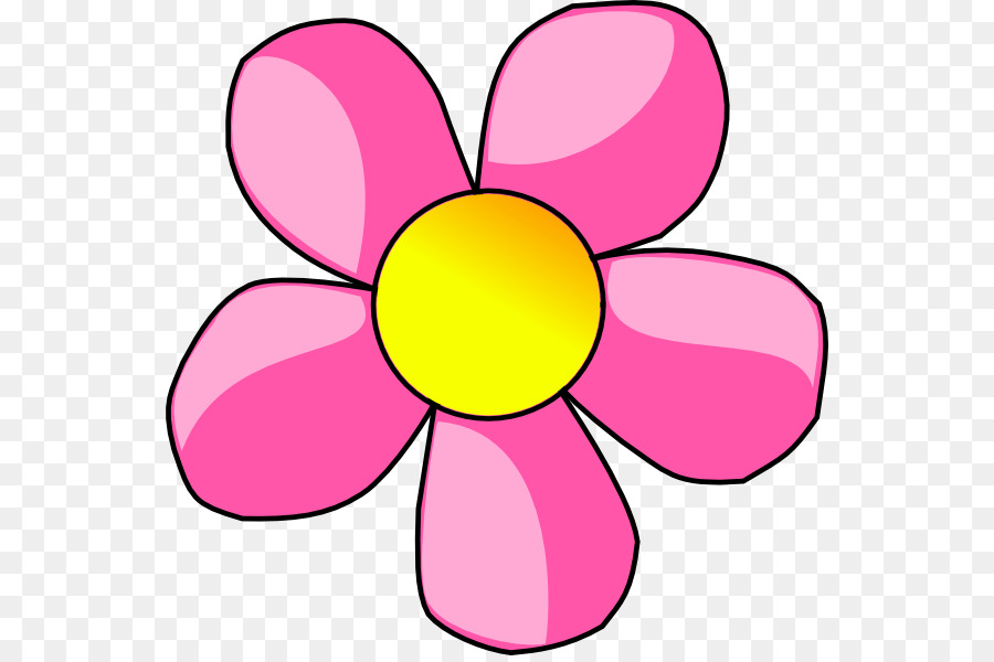 Flower cartoon clip art bunga png download 600594 free flower cartoon clip art bunga mightylinksfo