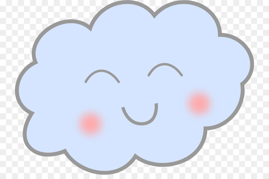 Cloud computing Clip art - cloud frame png download - 800*586 - Free ...