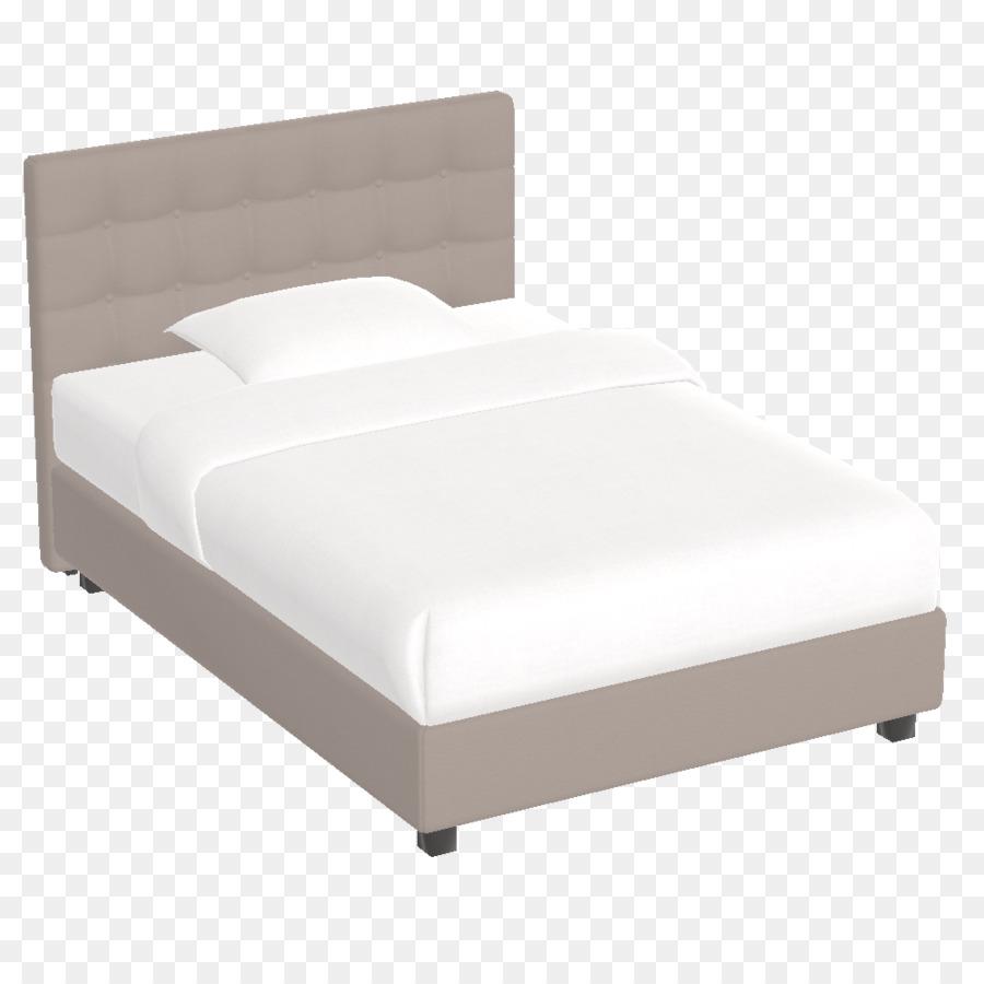 Marco de la cama de Colchón de Muebles somier - cama Formatos De ...