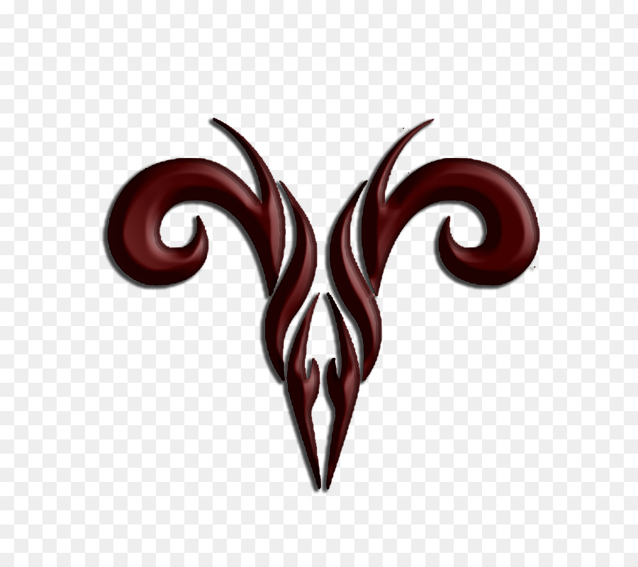Aries Tattoo Symbol Zodiac Taurus Aries Png Download 800800