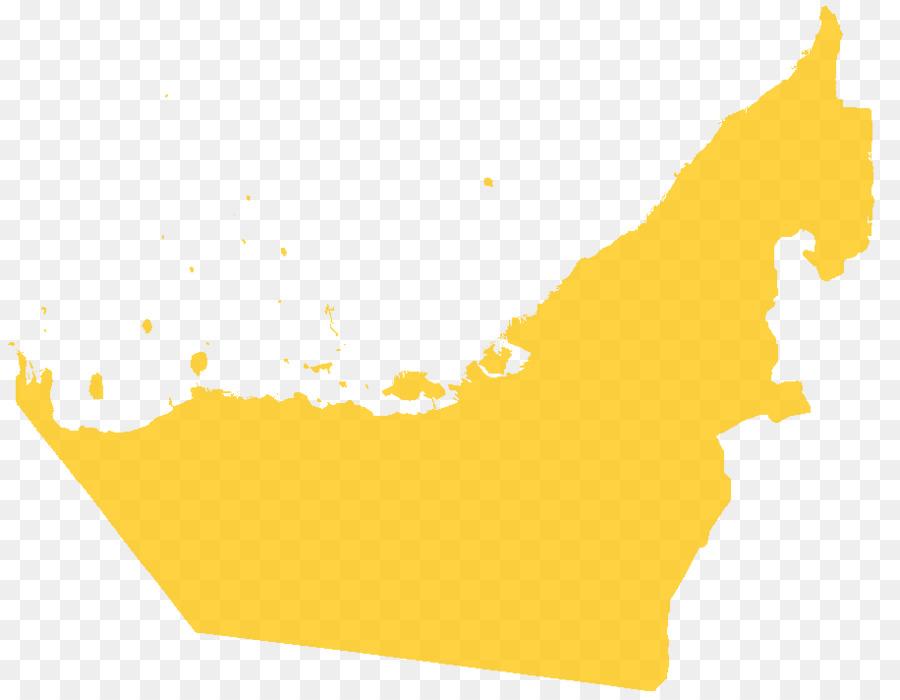 Dubai Abu Dhabi Vector Map Dubai Png Download 916 711