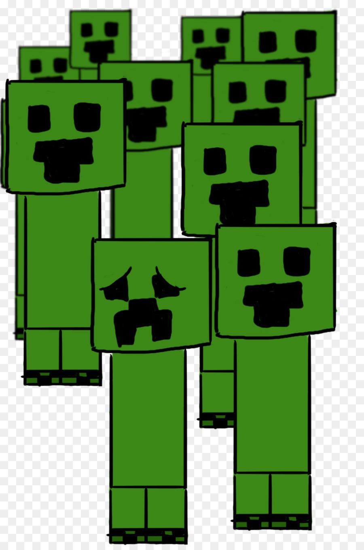 Minecraft Creeper Desktop Wallpaper Sadness