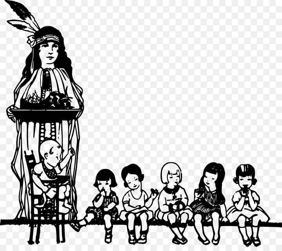 Los nativos Americanos en los Estados unidos de Dibujo Clip art ...