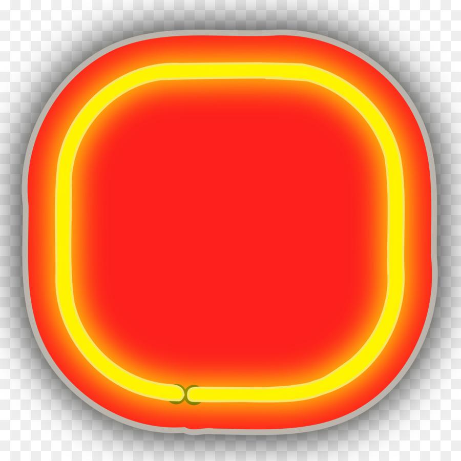Neon Circle png download - 2400*2400 - Free Transparent