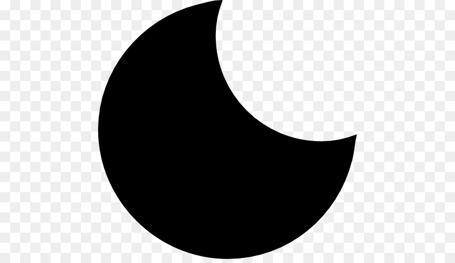 Supermoon Crescent Symbol Circle Lunar Phase Moon Phase Png