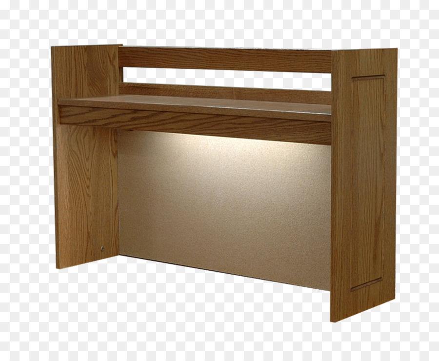 Table des meubles de bureau en bois de tiroir bibliothèque