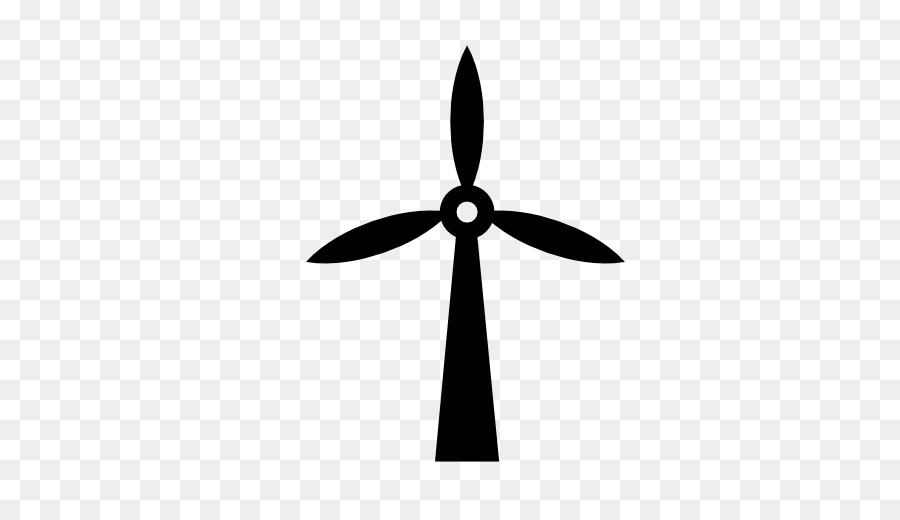 Computer Icons Wind Turbine Energy Windmill Png Download 512512
