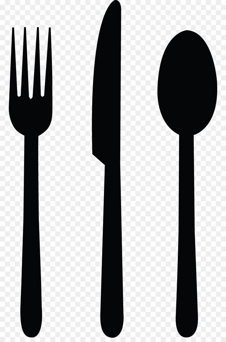 knife fork spoon cutlery clip art spoon and fork png download rh kisspng com knife and fork clip art black and white free knife and fork clipart