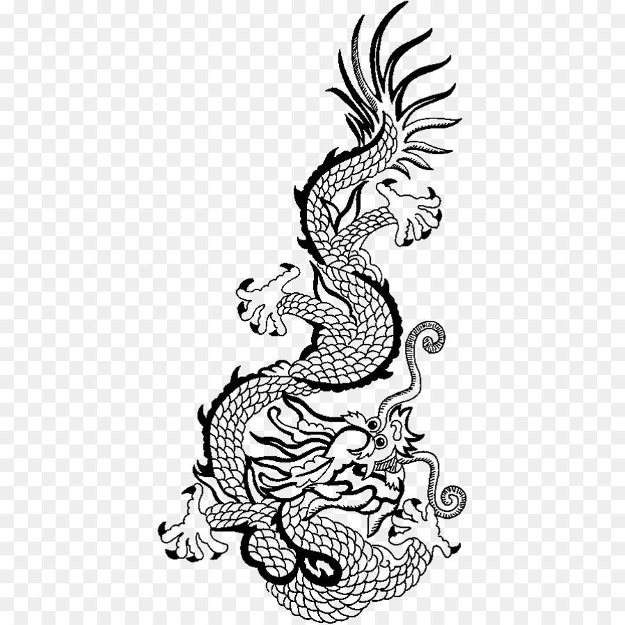 China Chinese Dragon Coloring Book Japanese