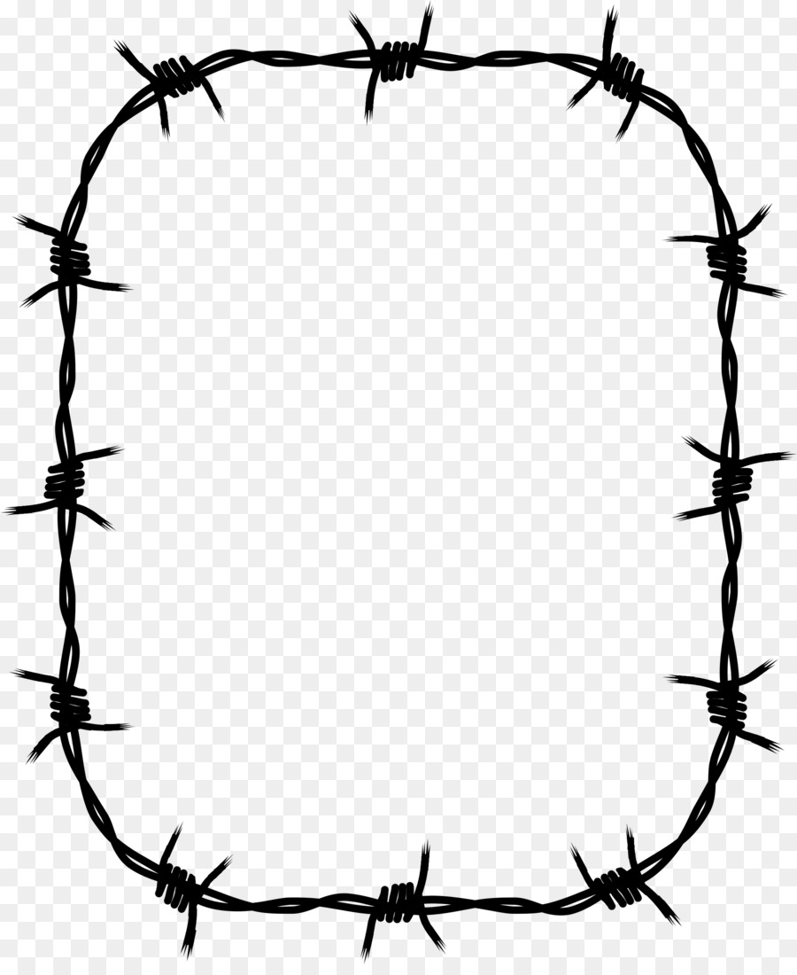 barbed wire fence concertina wire clip art