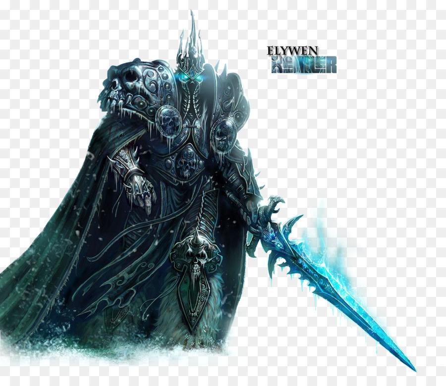 World Of Warcraft Wrath The Lich King Arthas Menethil Desktop Wallpaper