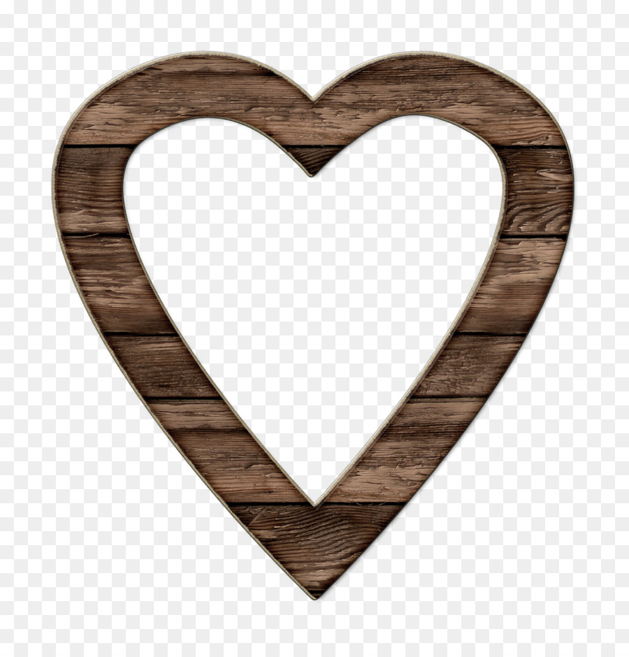 Heart Picture Frames Photography - love wood png download - 1539 ...