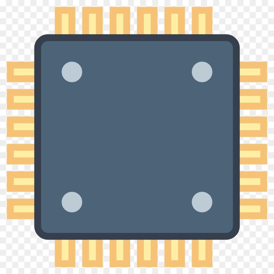 Computer Icons Symbol Central processing unit Clip art - processor ...