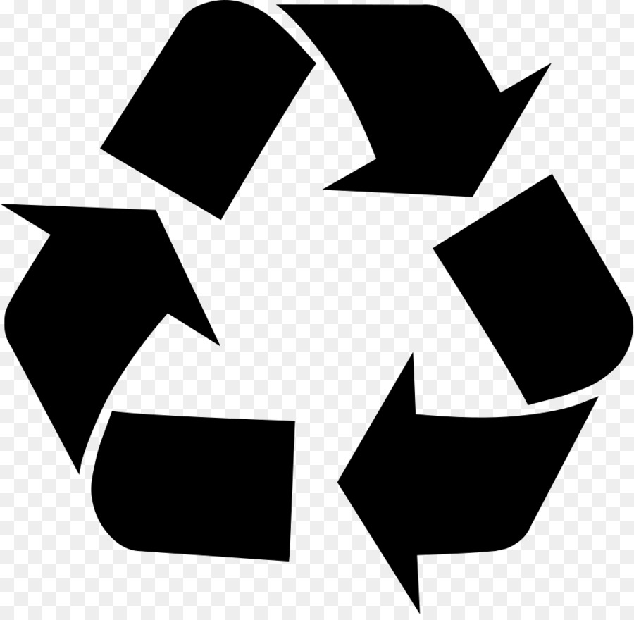 Recycling Symbol Glass Recycling Waste Reuse Recycle Png Download