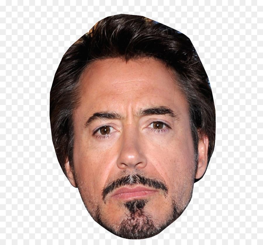 Robert Downey Jr Iron Man Mask Face Celebrity Michael Fassbender