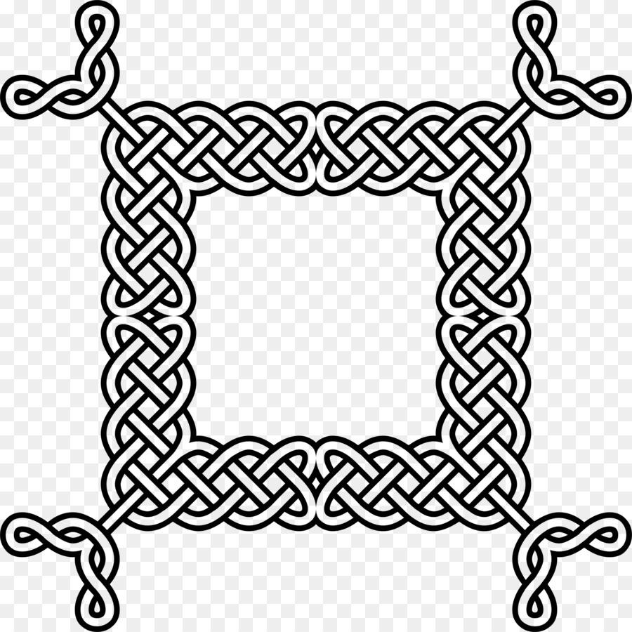Nudo celta Celtas Clip art - nudo png dibujo - Transparente png ...