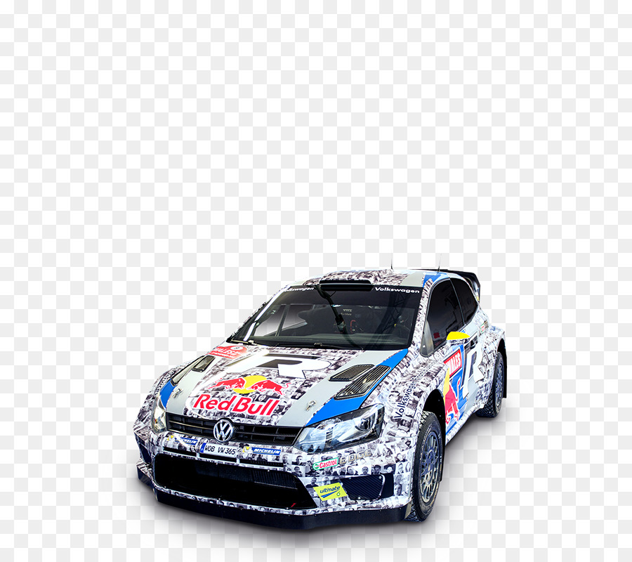 World Rally Championship 6 Sports car Volkswagen Polo R WRC - rally ...