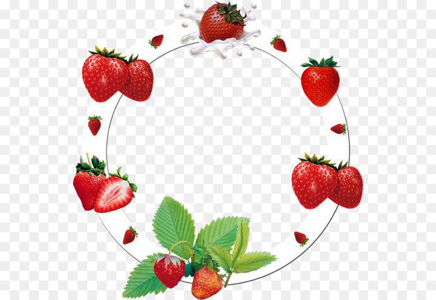 Strawberry Cheesecake Picture Frames Amorodo - strawberries png ...