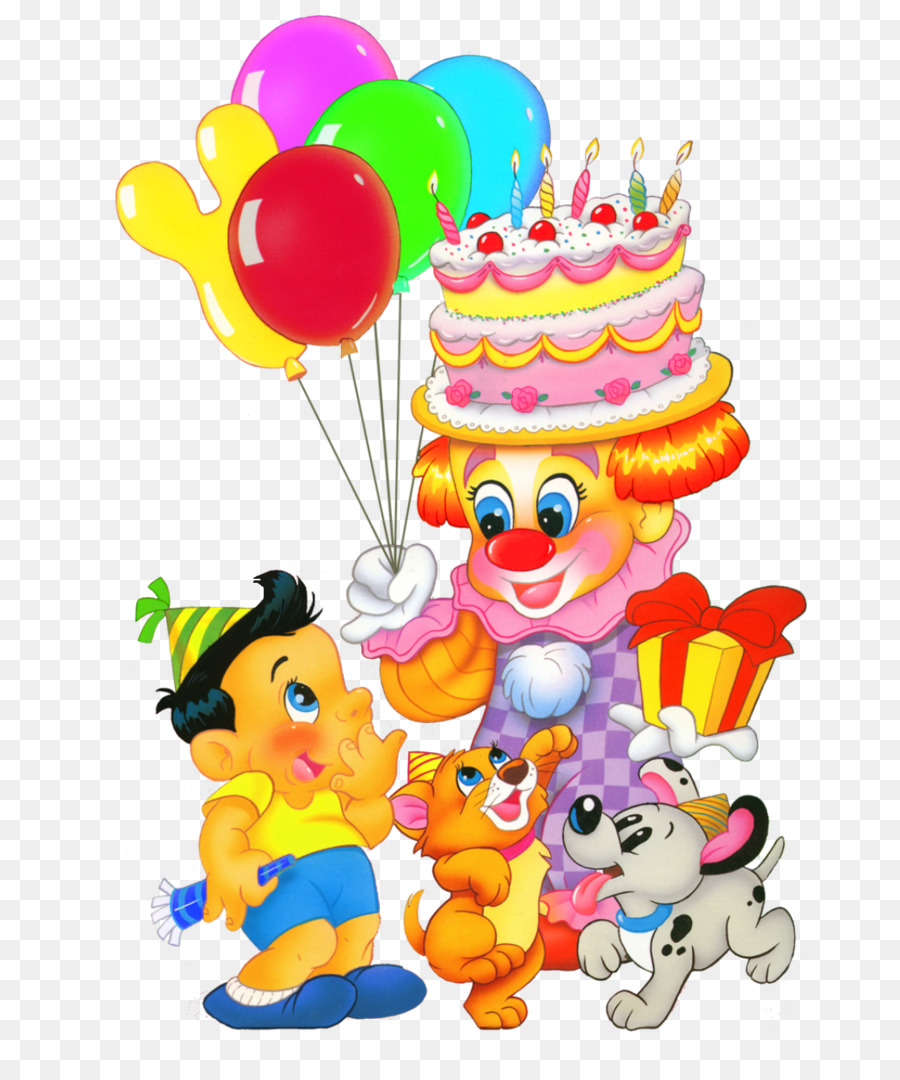 Birthday Cake Happy Birthday Clip Art Kids Png Download 1116
