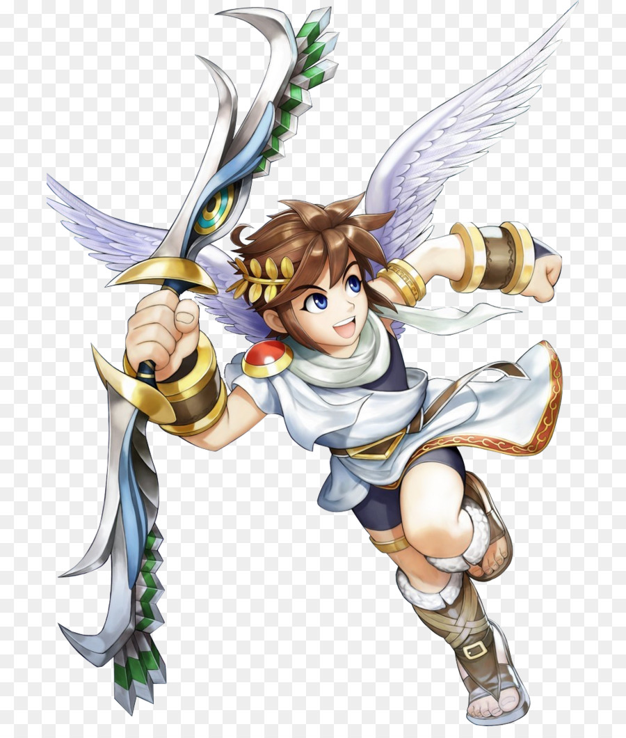 Kid Icarus Uprising Super Smash Bros. for Nintendo 3DS and Wii U Pit Video game - pitbull  sc 1 st  KissPNG & Kid Icarus: Uprising Super Smash Bros. for Nintendo 3DS and Wii U ...
