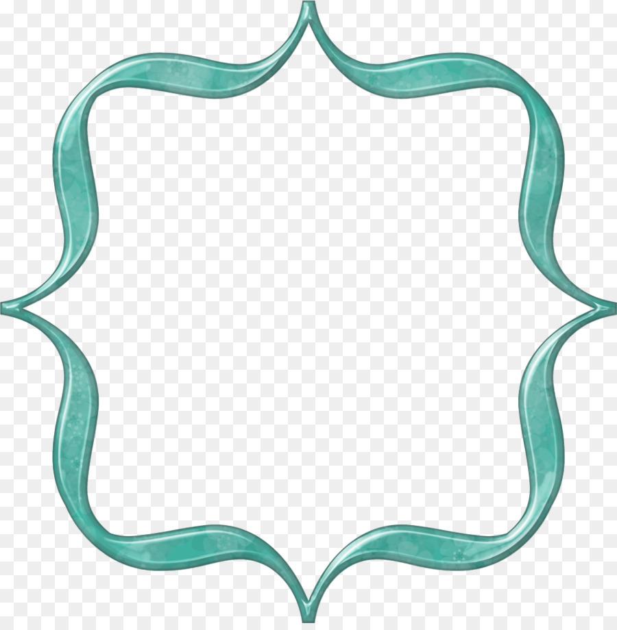 Picture Frames Bracket Turquoise Aqua Clip art - bracket png ...