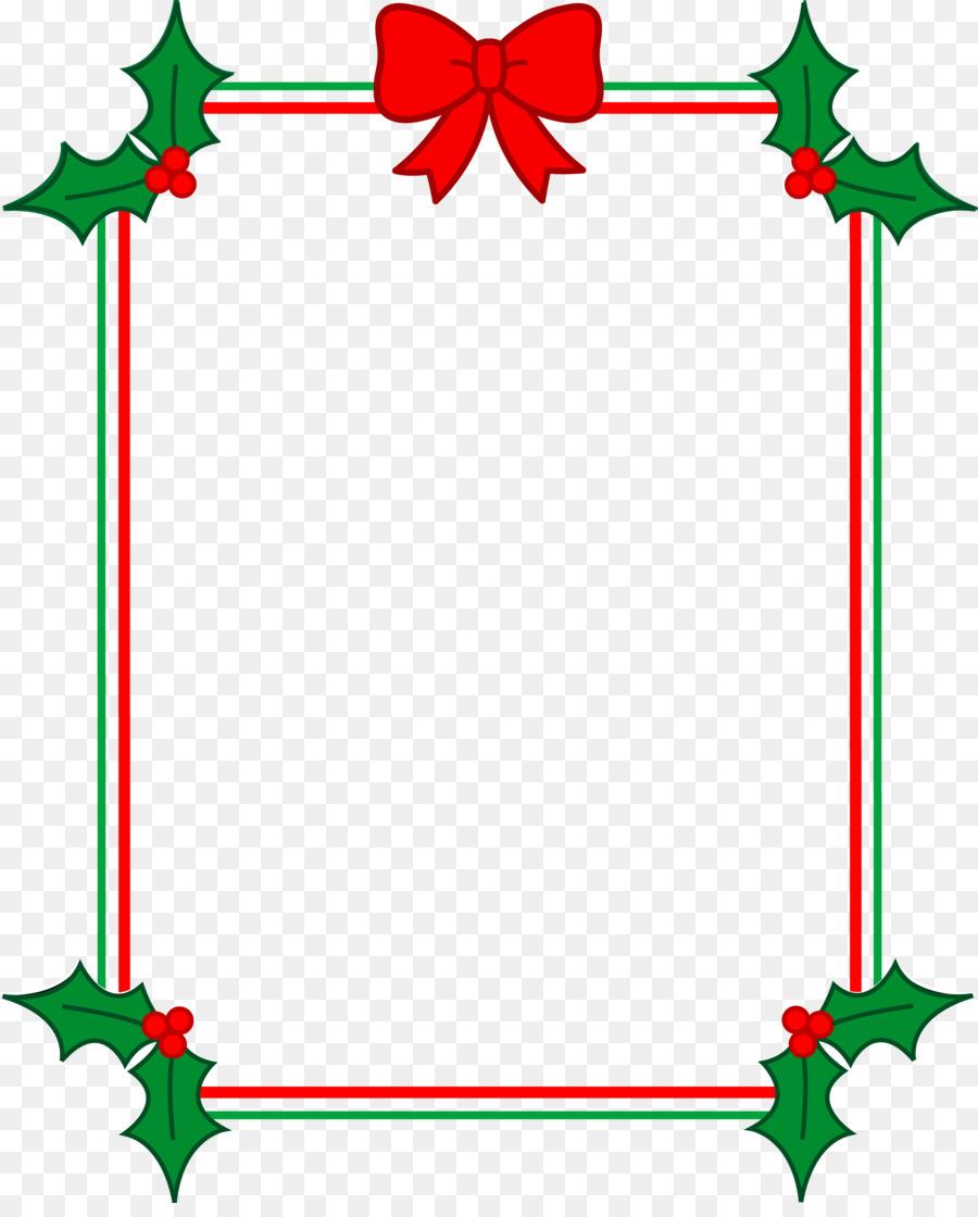 christmas tree christmas lights christmas card clip art ribbon rh kisspng com Printable Christmas Borders Christmas Page Border