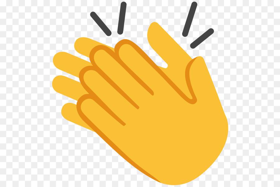 Emoji Clapping Hands Database of Emoji