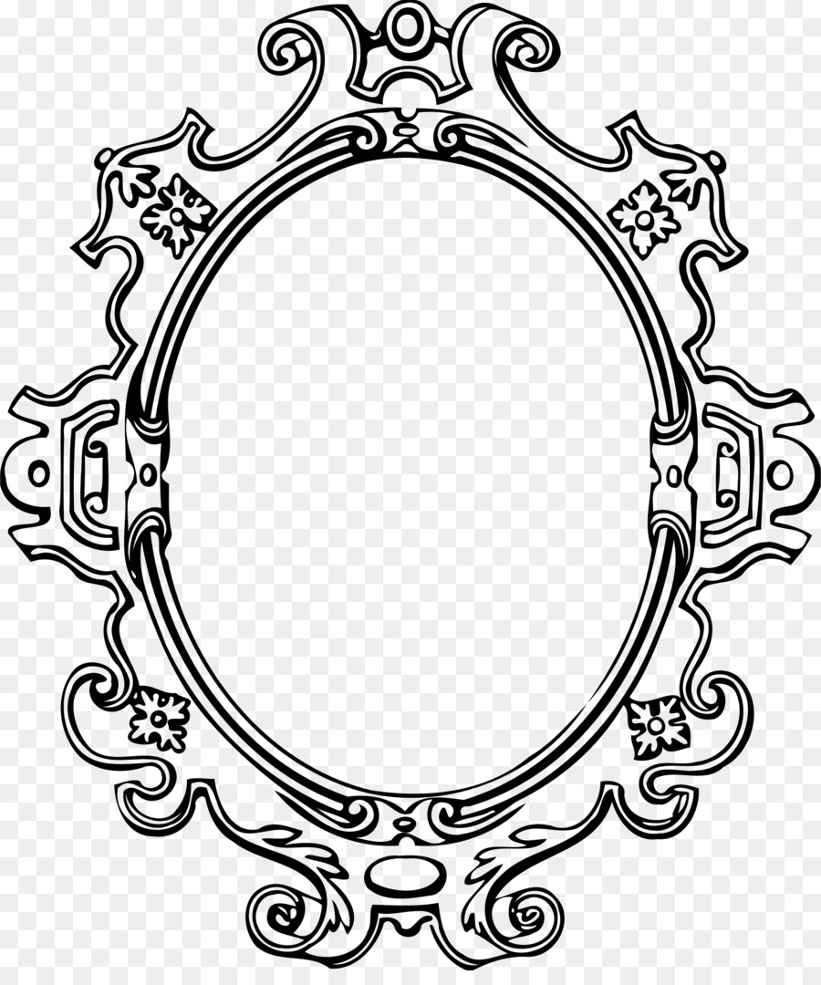 Borders and Frames Decorative arts Clip art - ornament frame png ...