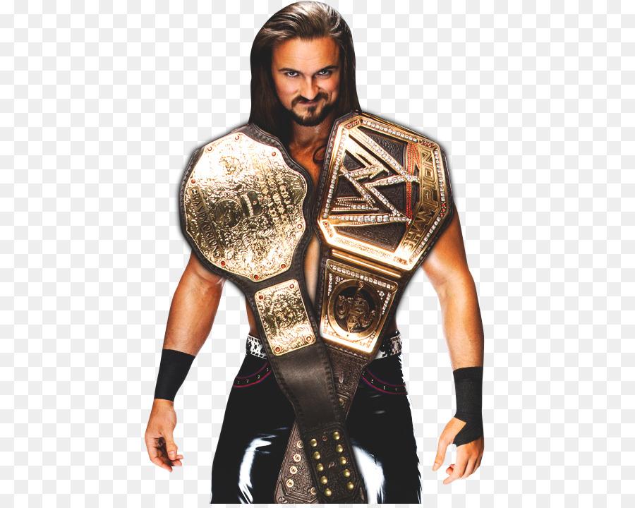 Drew McIntyre World Heavyweight Championship WWE Superstars Professional Wrestler