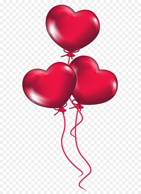 El Día de san valentín Globo Corazón de Felicitación Y Tarjetas de ...