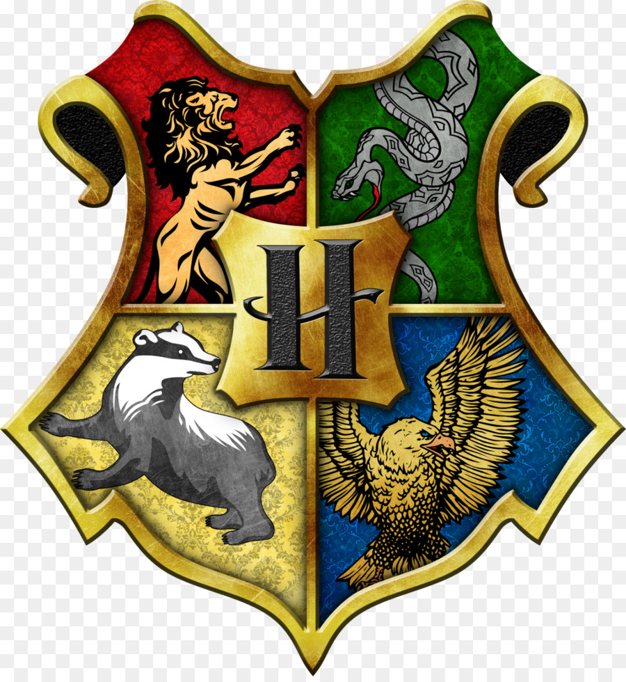 Harry Potter Hogwarts Gryffindor Slytherin House Clip Art   Crest
