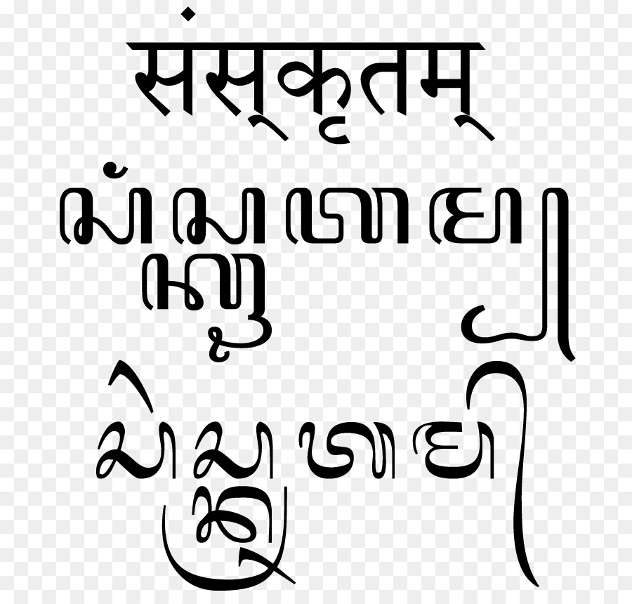 Indonesia Devanagari Sanskrit Javanese Language Indo European Languages