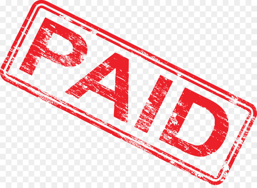 Payment Invoice Business Service Accounts Receivable Rubber Stamp - Invoice stamp
