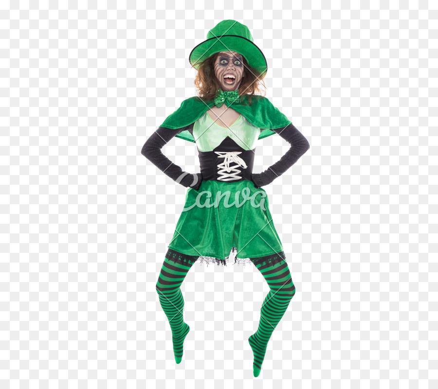 Irlanda Duende Leprechaun Concepto De La Fotografía - sombrero de ...