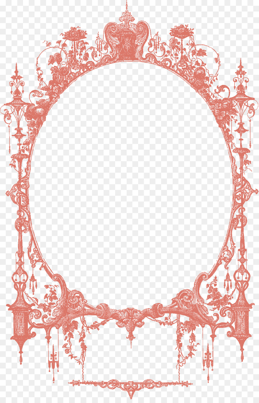 Wedding Invitation Borders And Frames Picture Frames Halloween Clip
