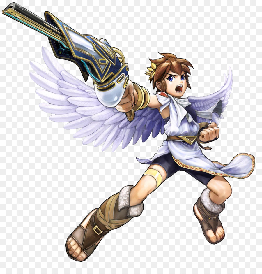 Kid Icarus Uprising Electronic Entertainment Expo Nintendo 3DS Pit