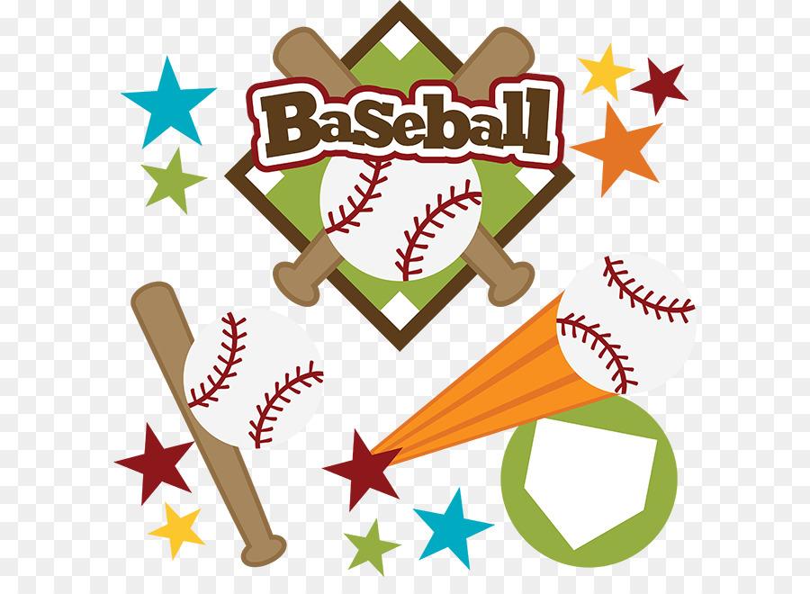 Scrapbooking Baseball Softball Clip Art Paper Cutting Png Download