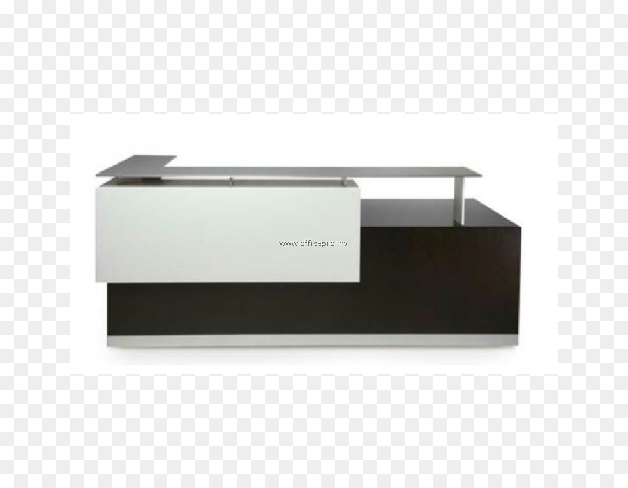 Desk Front Office Receptionist Furniture Reception