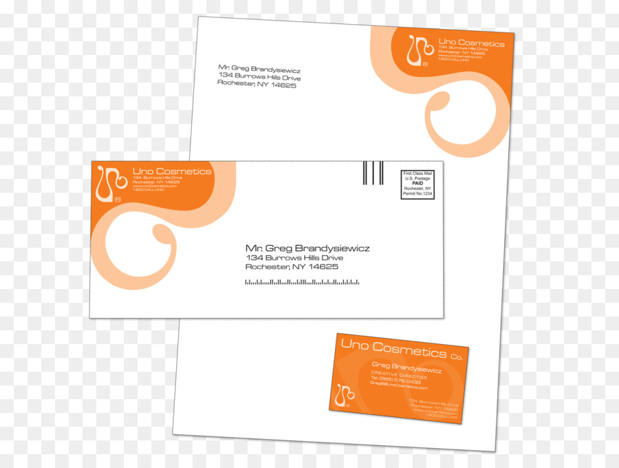 Paper Letterhead Envelope Business Cards - visit card png download ...