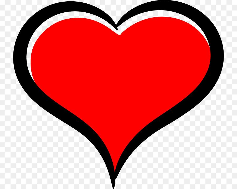 Heart Symbol Clip Art Love Heart Png Download 800719 Free