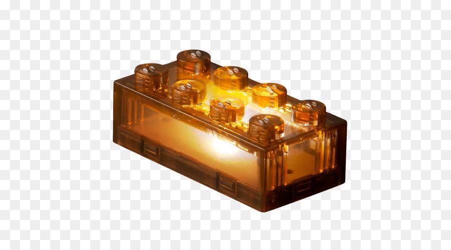 Luce set di costruzione lego giocattolo blocco marrone scaricare