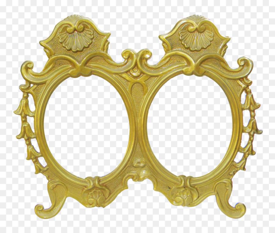 Picture Frames Window Art Nouveau Wallpaper - mirror png download ...