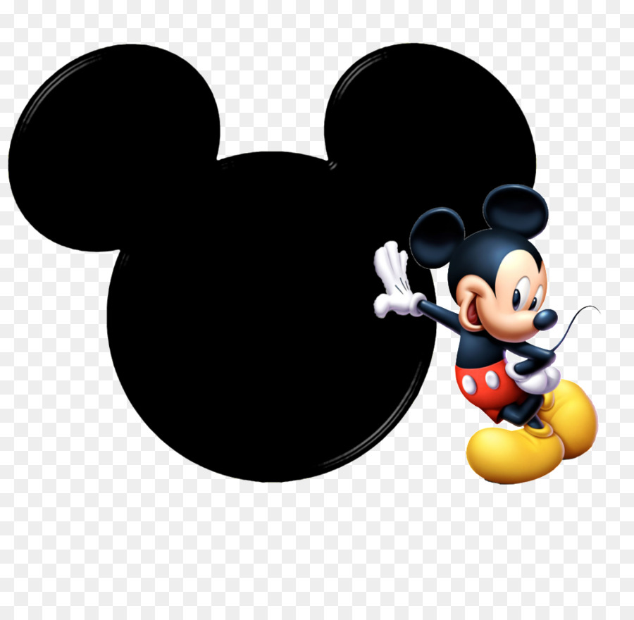 Mickey Mouse Minnie Birthday Party Clip Art