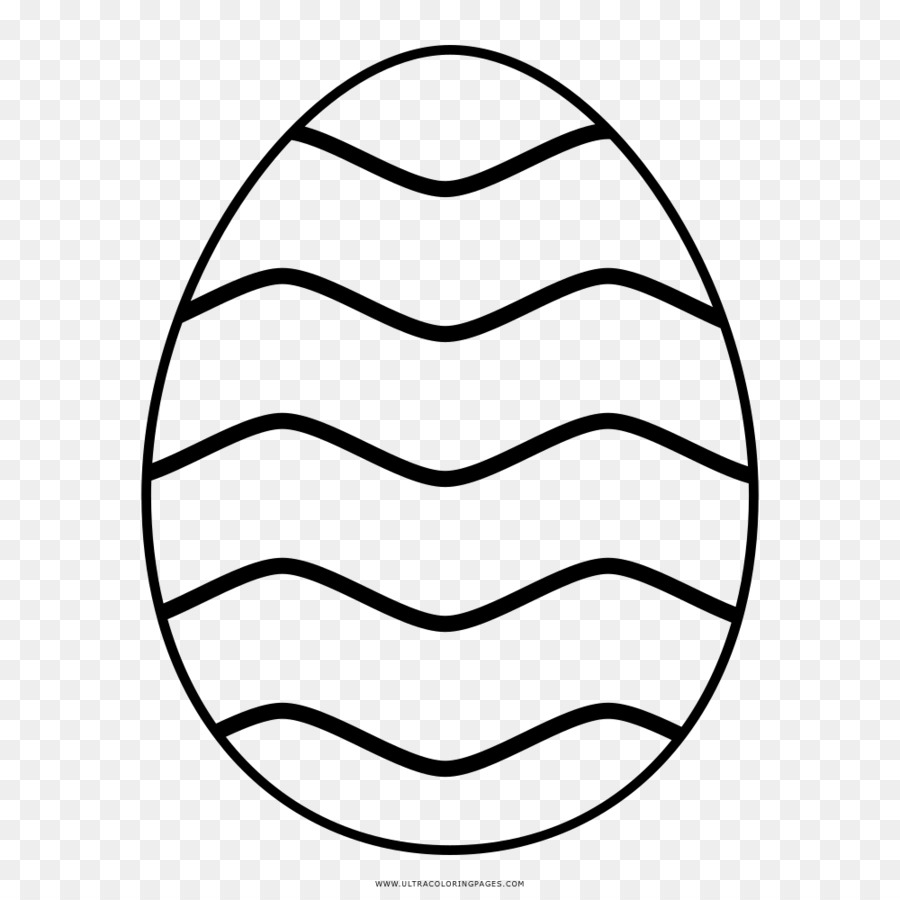 Coloring Book Easter Egg Drawing Ausmalbild Paper