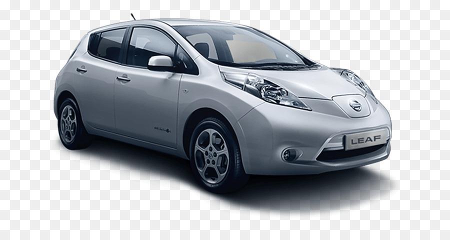 2018 Nissan Leaf Car Family Png