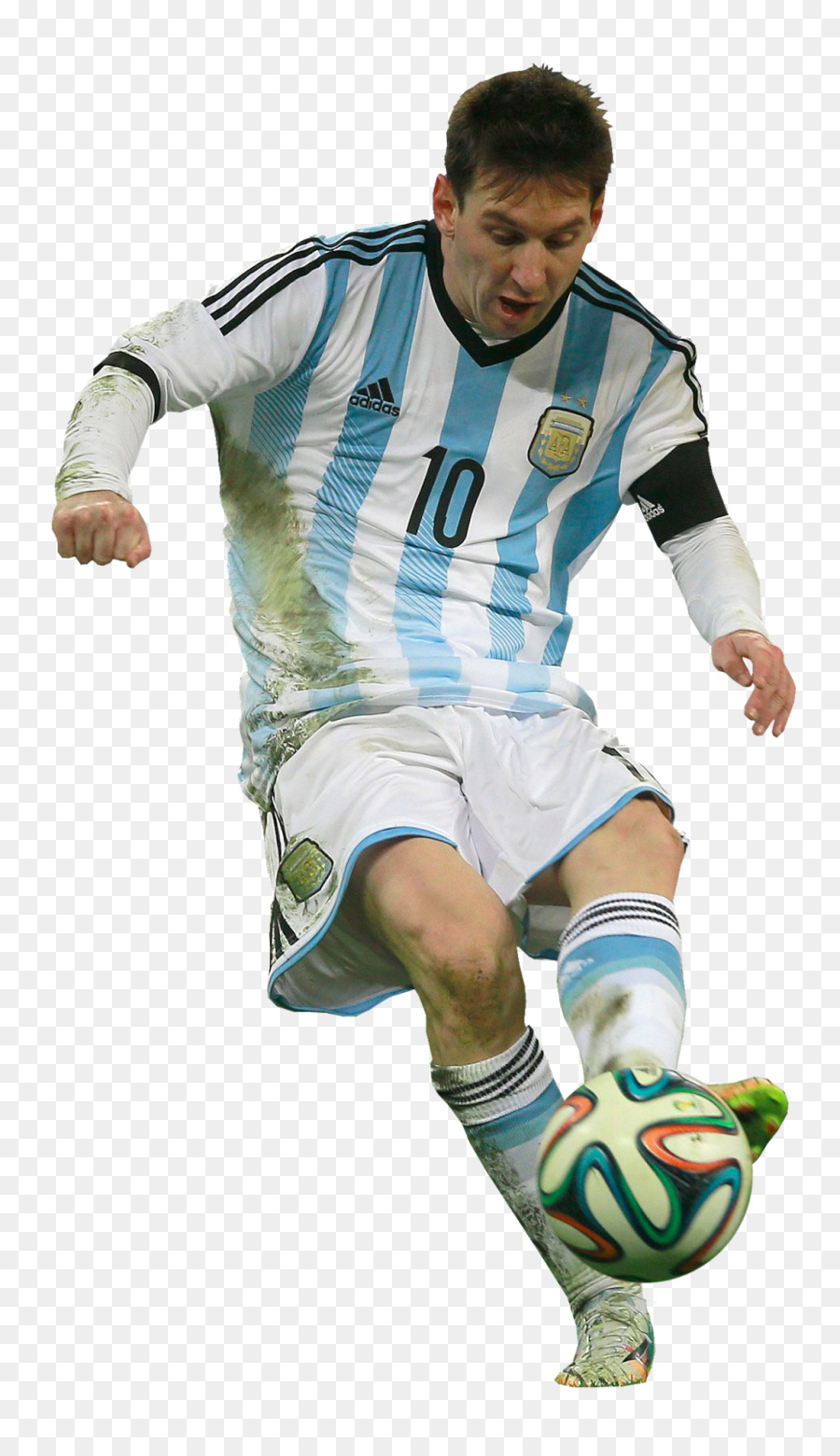 Football players messi 2014