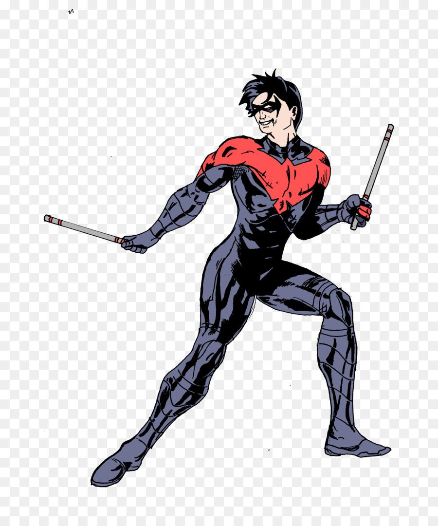 Nightwing Batman Superhero The New 52 Desktop Wallpaper