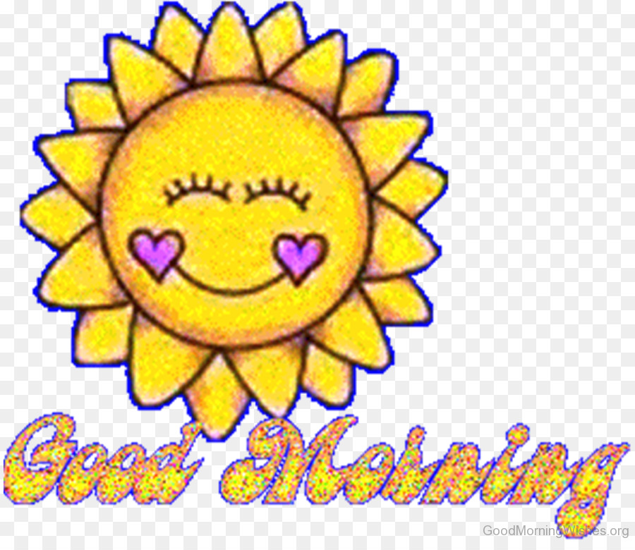 Animation Morning Clip Art Good Morning Png Download 889768